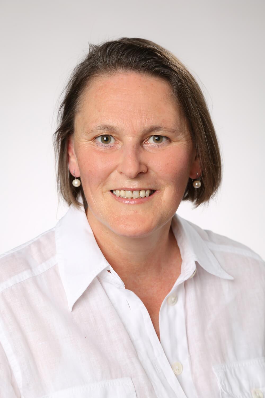 Sprachentrainerin Iris Hroch