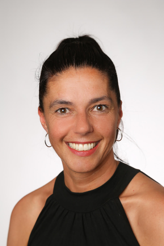 Sprachentrainerin Nicole Iberra