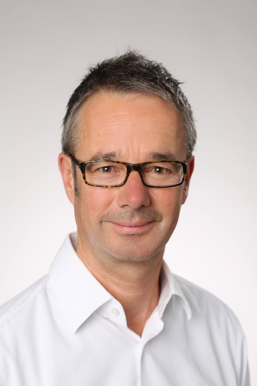 Sprachentrainer Olaf Müller