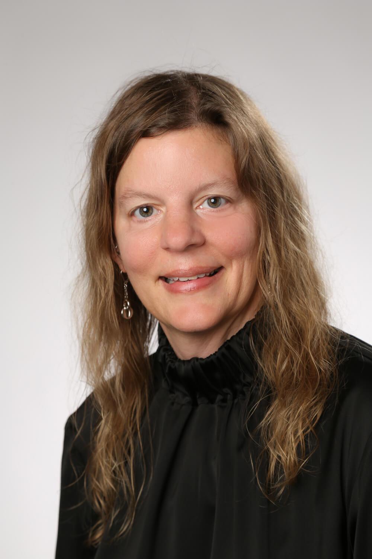Sprachentrainerin Pamela Knittel